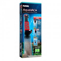 Fluval AquaVac+ Water Changer & Gravel Cleaner