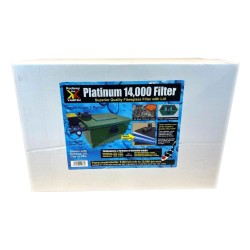 Kockney Koi Platinum 14000 Filter