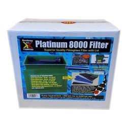 Kockney Koi Platinum 8000 Filter