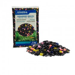 Marina Neon Twilight Aquarium Gravel 2kg
