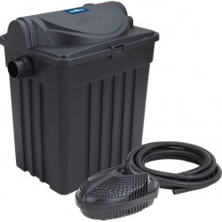 Bermuda 9000 Box Filter Including Pump & UV