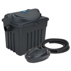 Bermuda 6000 Box Filter Including Pump & UV