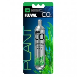 Fluval Pressurized disposable CO2 cartridge 1 x 45g