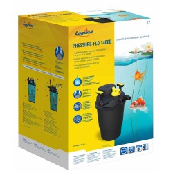 Laguna Pressure Flo 14000 Pressurised Pond Filter