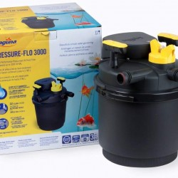Laguna Pressure Flo 3000 Pressurised Pond Filter