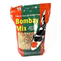 Kockney Koi Bombay Mix Sticks & Pellets - 2kg