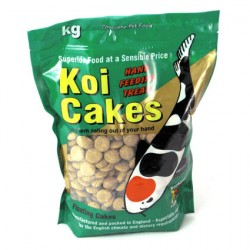 Kockney Koi Cakes Fish Treats - 1kg