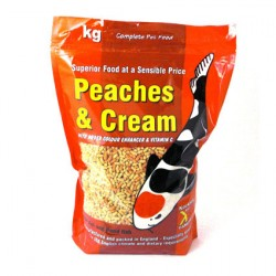 Kockney Koi Peaches & Cream 1kg
