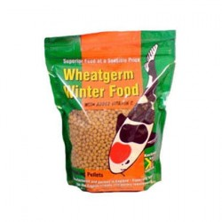 Kockney Koi Wheatgerm Floating Pellet - 500g
