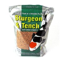 Kockney Koi Sturgeon & Tench 1500g