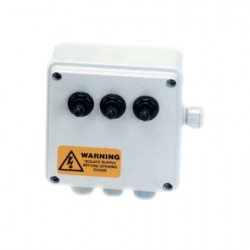 Lotus 3 Outlet Switch Box