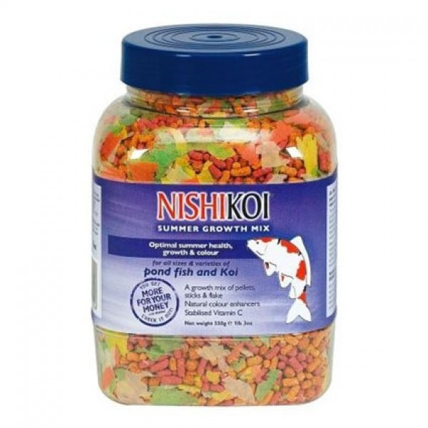 Nishikoi Summer Growth Mix - 550g
