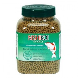Nishikoi Staple Small Pellets 650g