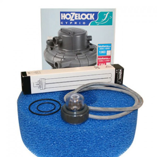Hozelock Bioforce 5500 Annual Service Kit