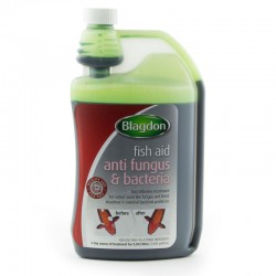Blagdon Anti Fungus & Bacteria 250ml
