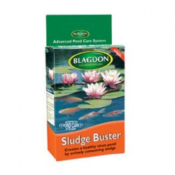 Blagdon Sludge Buster Pack 4 x 9g
