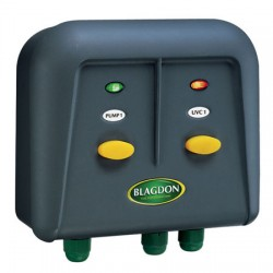 Blagdon Powersafe 2 Outlet Switch Box