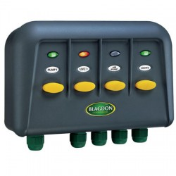 Blagdon Powersafe 4 Outlet Switch Box
