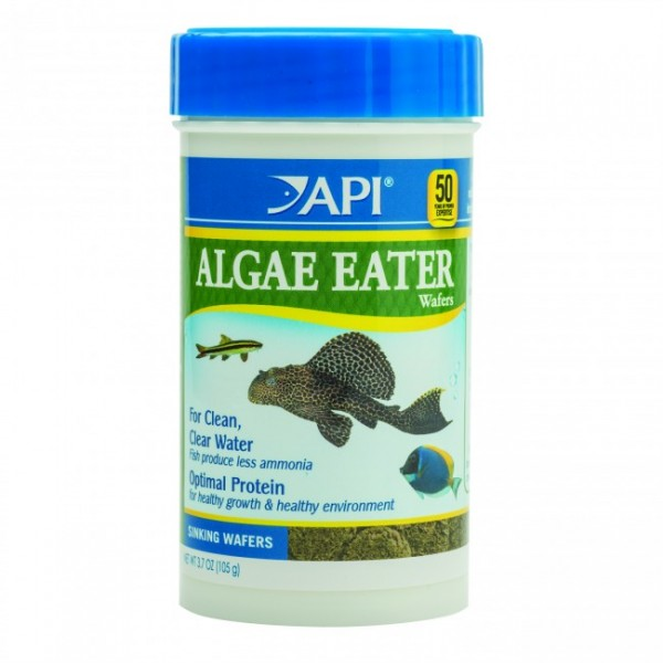 API Algae Eater Wafers 105g