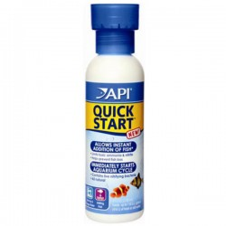 API Aquarium Quick Start 118ml