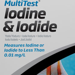 Iodine Test Kits