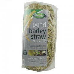 Blagdon Pond Barley Straw Medium Bale