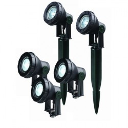 Blagdon Enhance 5 Way LED Lights