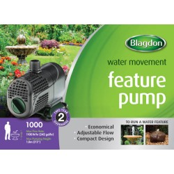 Blagdon MiniPond 1000 Feature Pump