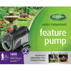 Blagdon MiniPond 1800 Feature Pump