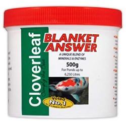 Cloverleaf Blanket Answer 500g