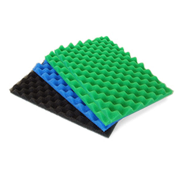 4 Layer Pond Filter Foam Set 17 x 11