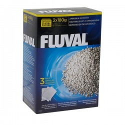Fluval Ammonia Remover 3 x 180g - A1480