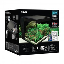 Fluval Flex Aquarium Kit 34 Litre