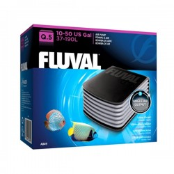 Fluval Q.5 Aquarium Air Pump