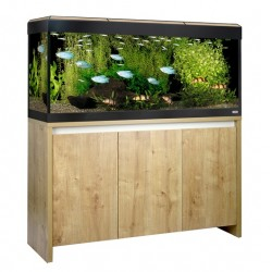 Fluval Roma 240 LED Aquarium Oak Set
