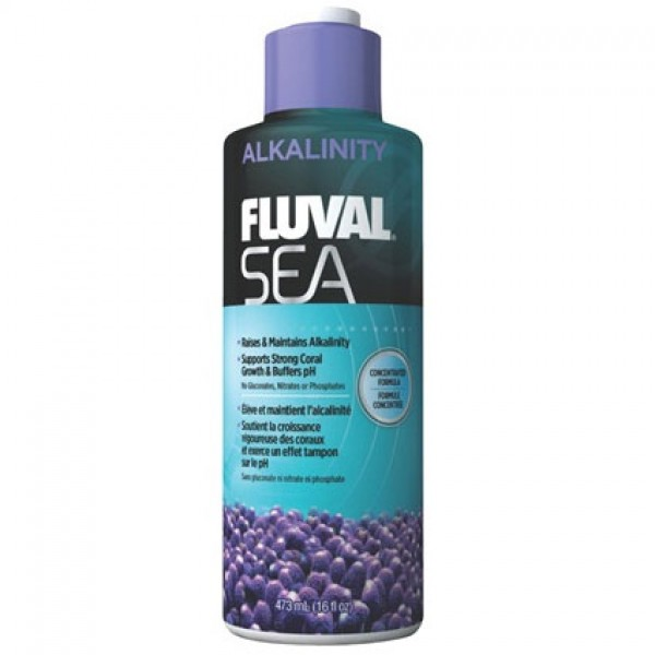 Fluval Sea Alkalinity Supplement 473ml