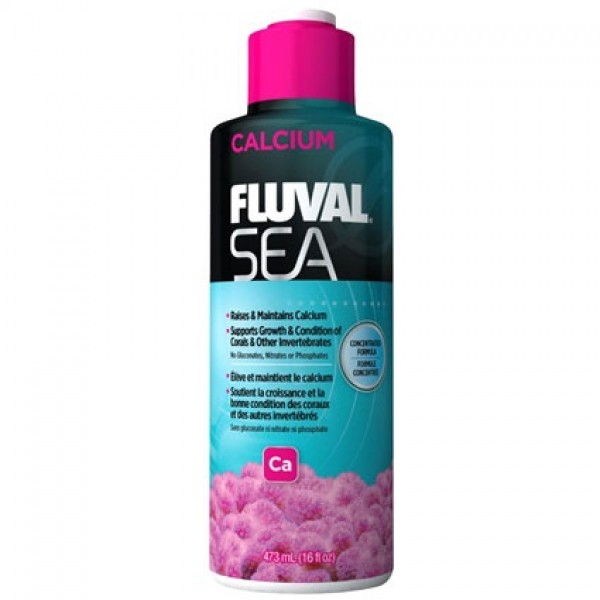 Fluval Sea Calcium Supplement 473ml
