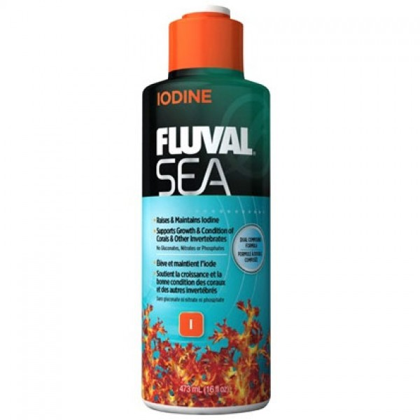 Fluval Sea Iodine Supplement 473ml