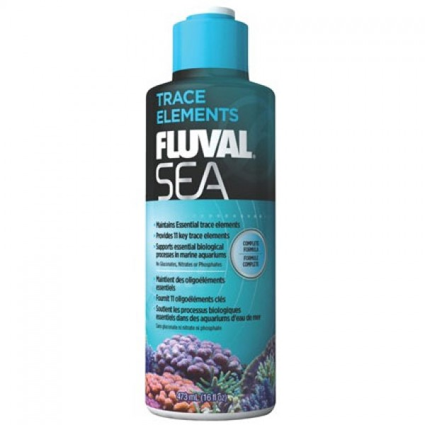 Fluval Sea Trace Elements Supplement 473ml