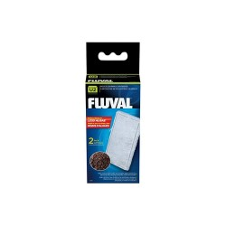 Fluval U2 Poly Clearmax Media Cartridge (2pcs) - A481