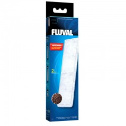 Fluval U3 Poly Carbon Media Cartridge (2pcs) - A491