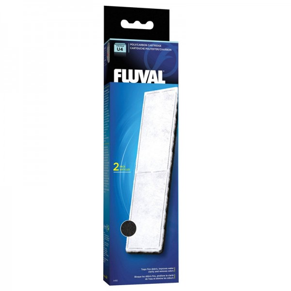 Fluval U4 Poly Carbon Cartridge