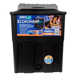 Hozelock Ecopower + 10000 Pond Filter