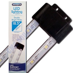 Interpet LED Lighting Double Bright White 470mm