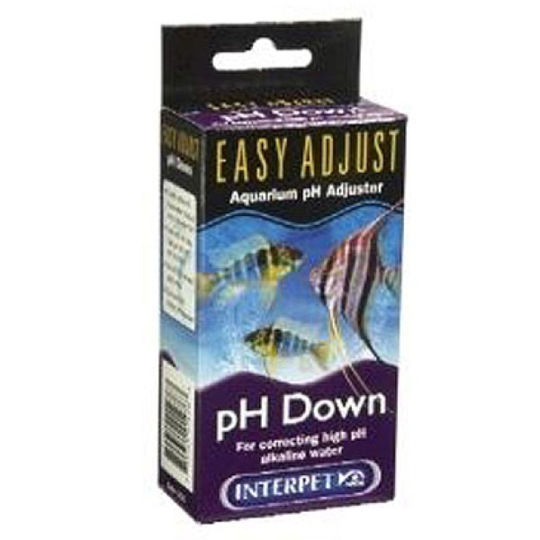 Interpet Easy Adjust pH Down 111g (Lowers pH)