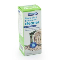 Interpet Aquarium Plastic Plant & Ornament Cleaner 100ml