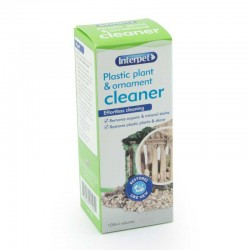 Interpet Plastic Plant and Ornament Cleaner 100ml
