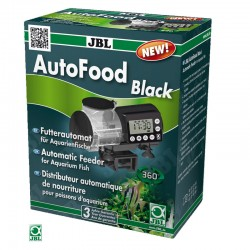 JBL AutoFood Aquarium Auto Fish Feeder - Black