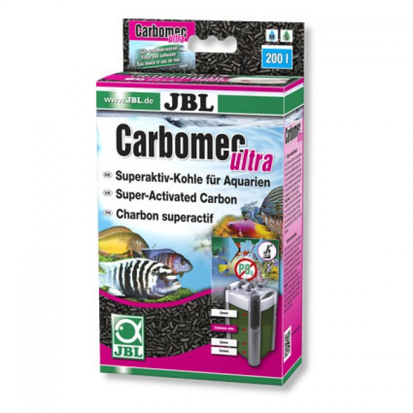 JBL Carbomec ultra Filter Media 400g
