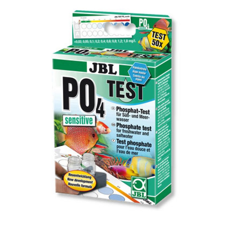 JBL Aquarium PO4 Phosphate Test Kit